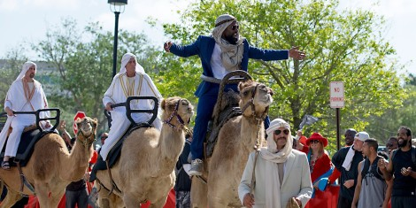 Ballers Ricky Jerret Camel HBO