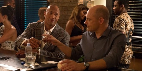 Ballers The Rock Rob Corddry HBO