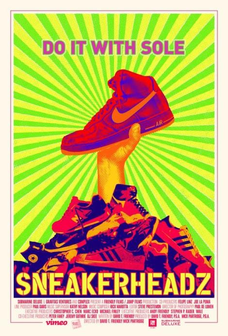 Sneakerheadz Poster