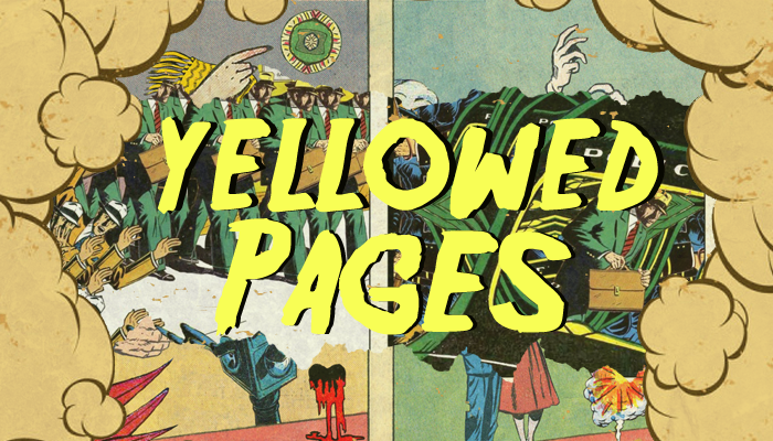 Yellowed Pages: A Vintage Comics Grab Bag