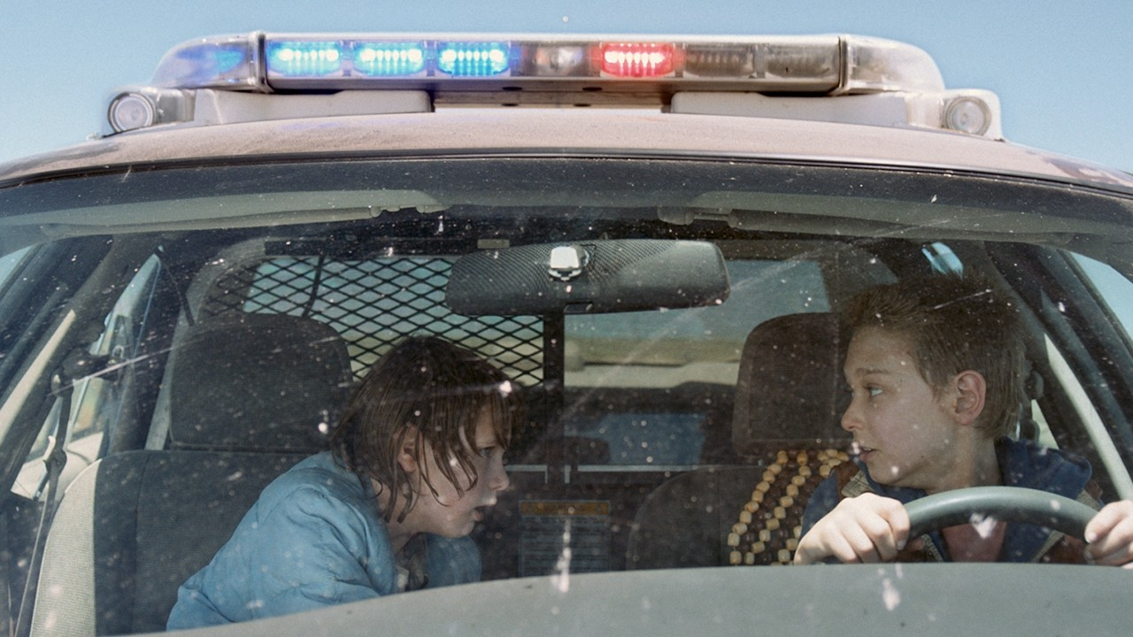 Cop Car is a Great Short Film that Buckles Under Feature Length