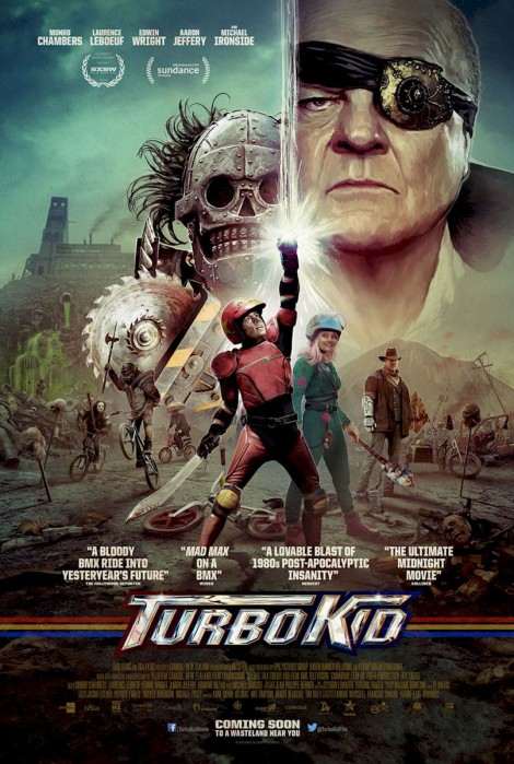 Turbo Kid Poster