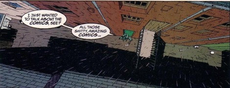 All Those Comics Flex Mentallo