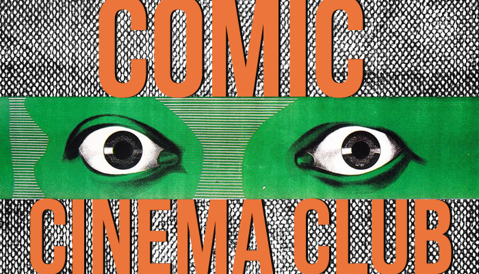 Comic Cinema Club: Sorcerer by Rafael Gaitan and Mike Prezzato