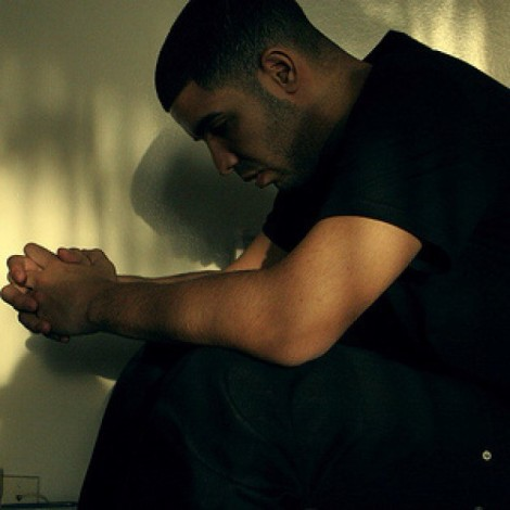 Drake Looking Sad