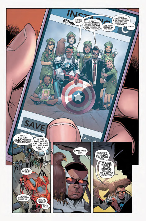 All New All Different Avengers 8 Waid