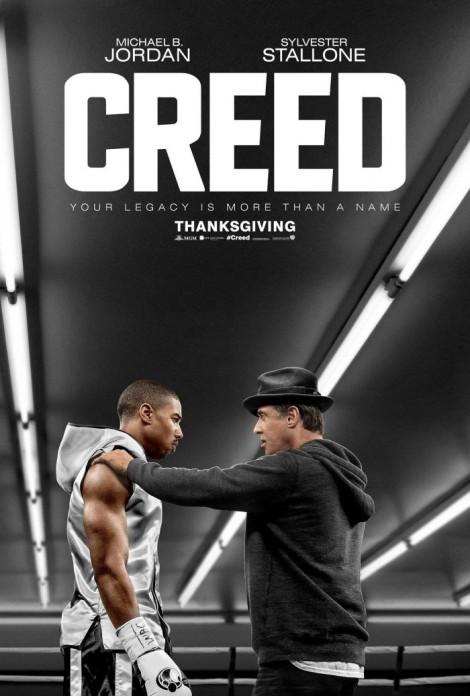 Creed Sylvester Stallone Michael B. Jordan