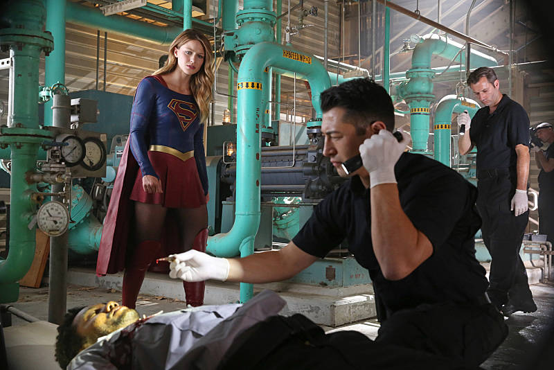 Supergirl's Second Episode Tightens Things Up and Soars for It