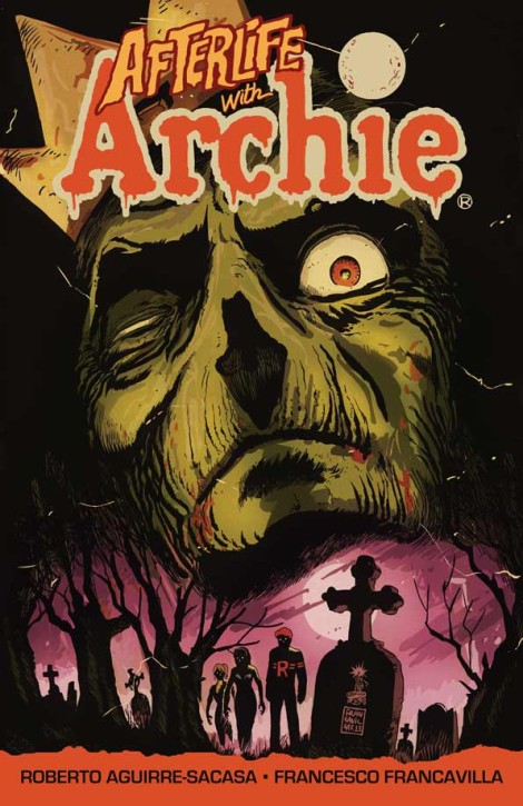 Afterlife with Archie Francesco Francavilla