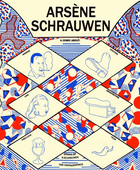 Arsene Schrauwen Oliver Schrauwen