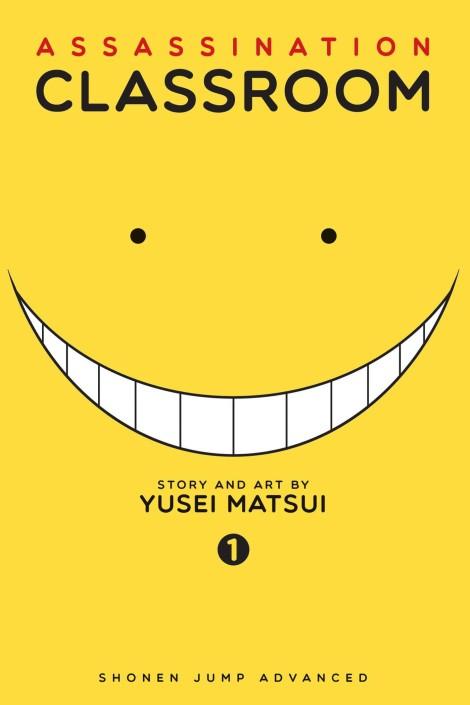 Assassination Classroom Yusei Matsui Viz