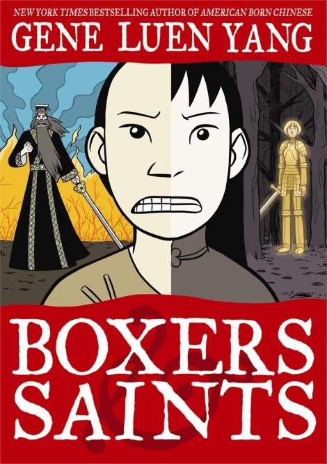 Boxers and Saints Gene Yuen Lang