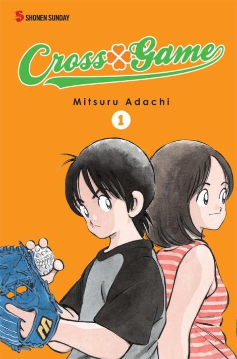 Cross Game Mitsuru Adachi