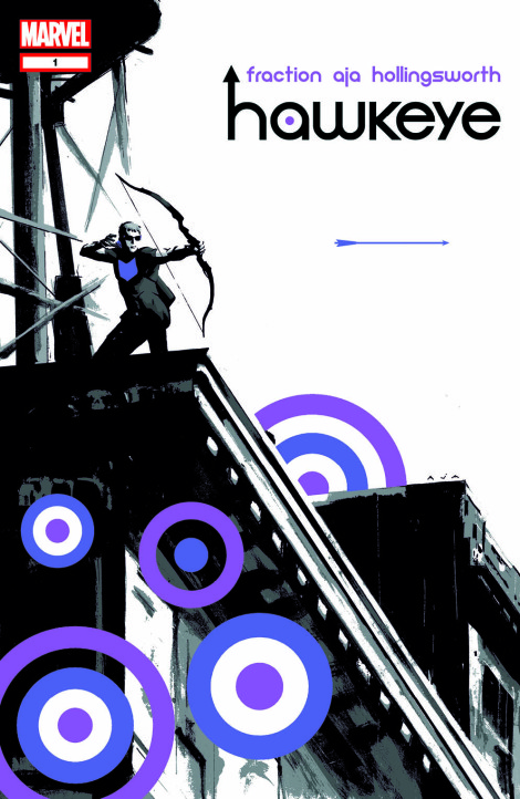 Hawkeye Matt Fraction David Aja Matt Hollingsworth