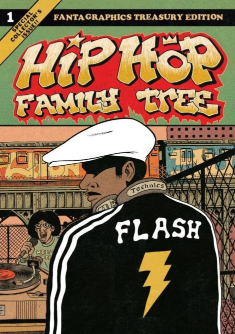 Hip Hop Family Tree Ed Piskor