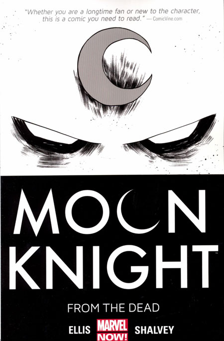 Moon Knight Warren Ellis Declan Shalvey