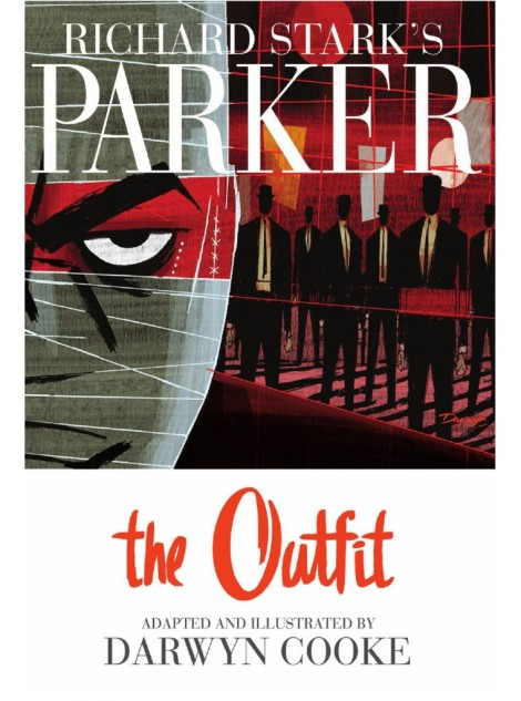 Parker the Outfit Darwyn Cooke
