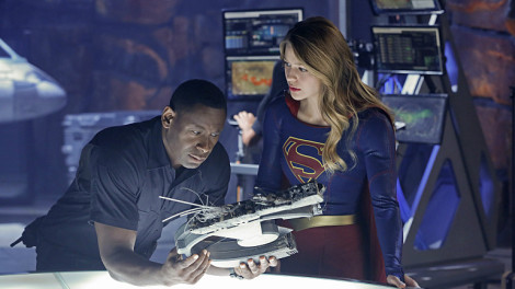 Supergirl Melissa Benoist CBS