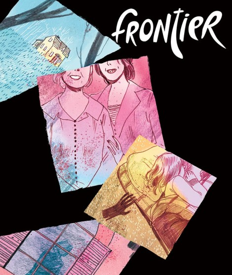 Frontier Emily Carroll
