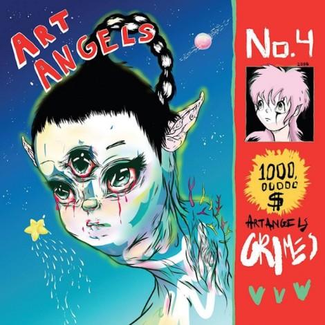 Grimes Art Angels