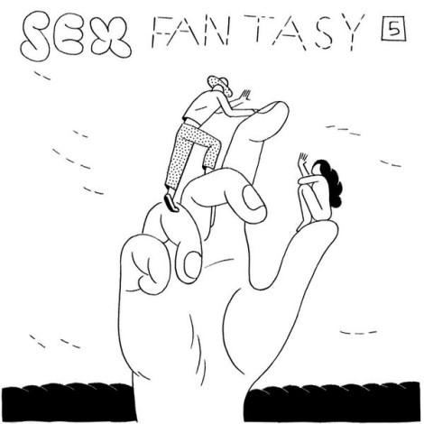 Sex Fantasy Sophia Foster-Dimino