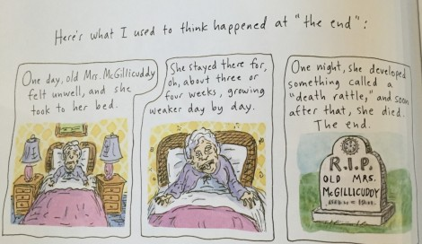 Can't We Talk About Something More Pleasant Roz Chast