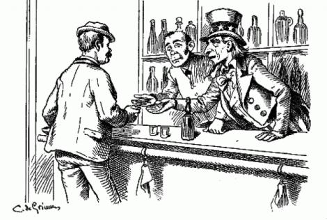 Bar Uncle Sam