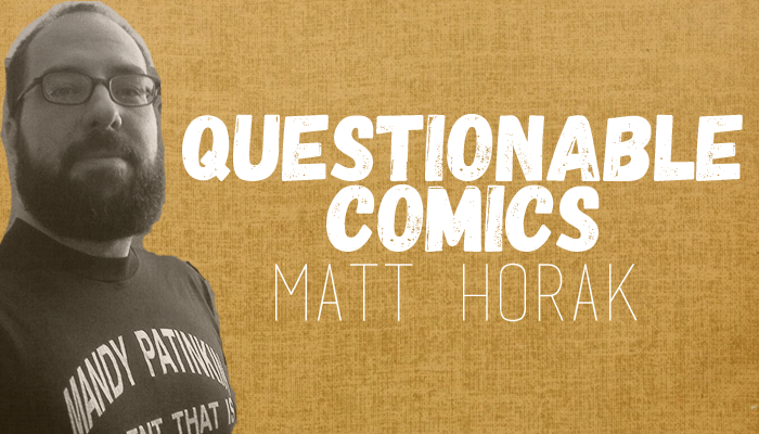 Questionable Comics: Matt Horak and Mack Chater
