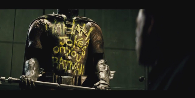 Zack Snyder's Batman v Superman Takes Place in a Universe We Already Know