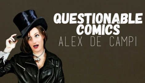 Questionable Comics Alex de Campi