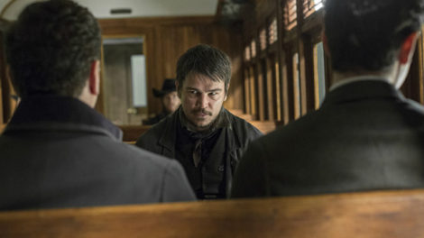 Penny Dreadful Season 3 Josh Hartnett