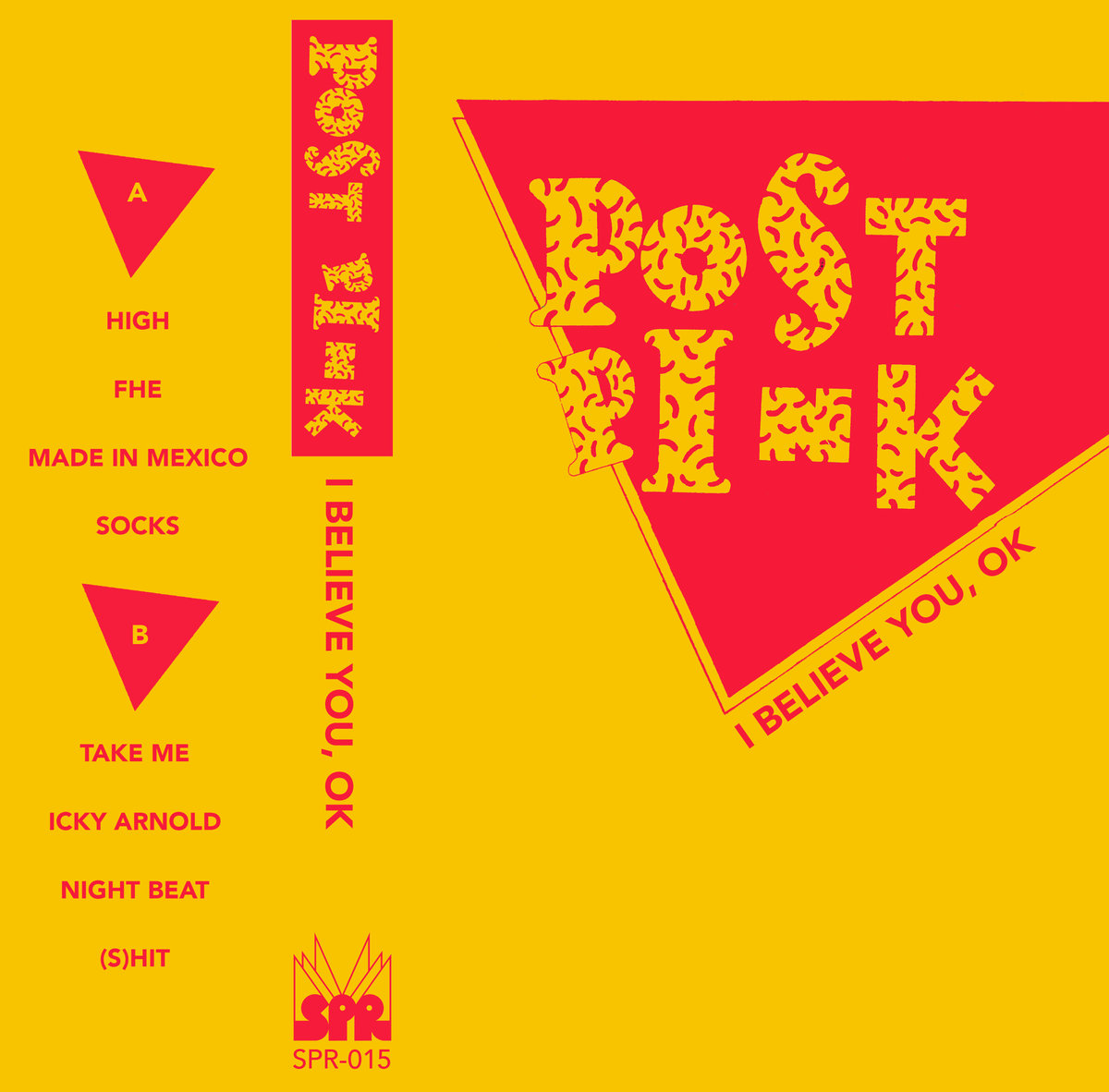 Post Pink's I Believe You, OK is Wonderfully Twisted Art Punk