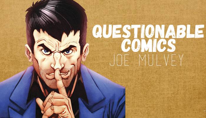 Questionable Comics: Joe Mulvey and Sebastian Girner