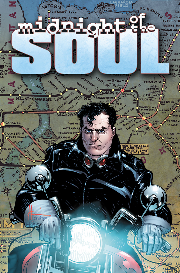 Midnight of the Soul Howard Chaykin