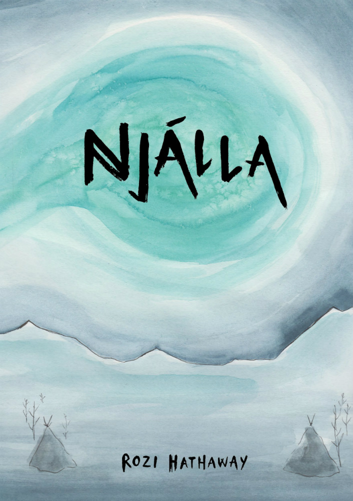 Rozi Hathaway's Njálla is Beautiful but Lacks a Strong Narrative