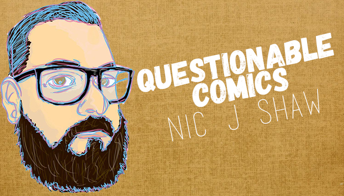 Questionable Comics: Nic J. Shaw and Taylor Esposito