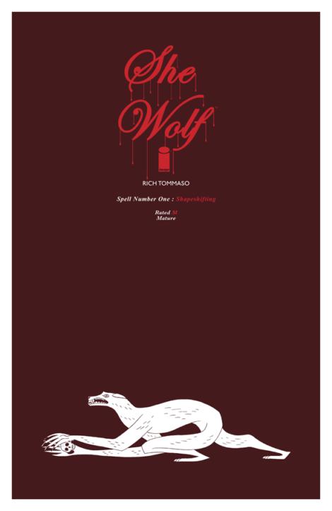 She Wolf Rich Tommaso