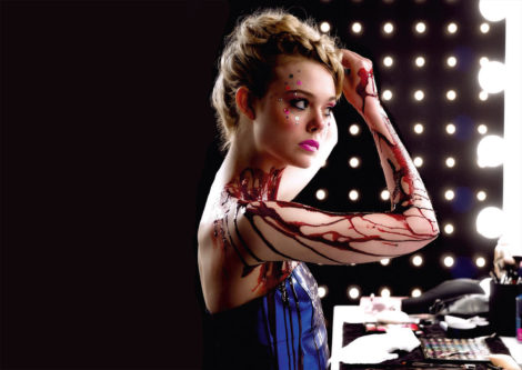 The Neon Demon Elle Fanning Nicolas Winding Refn