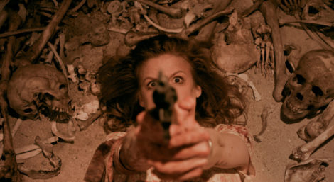 Carnage Park Ashley Bell