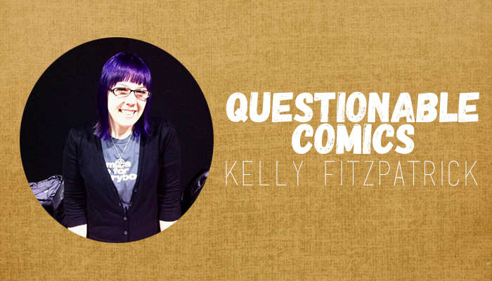 Questionable Comics: Justin Ponsor and Kelly Fitzpatrick