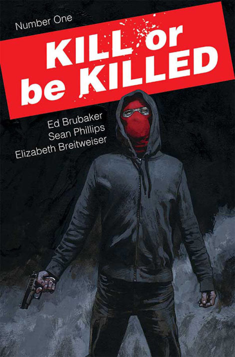 Ed Brubaker Sean Phillips Image Comics