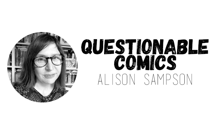 Questionable Comics: Alison Sampson and Garry Mac