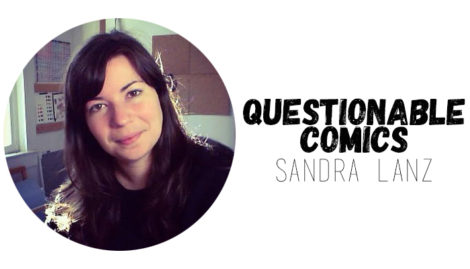 Questionable Comics Sandra Lanz