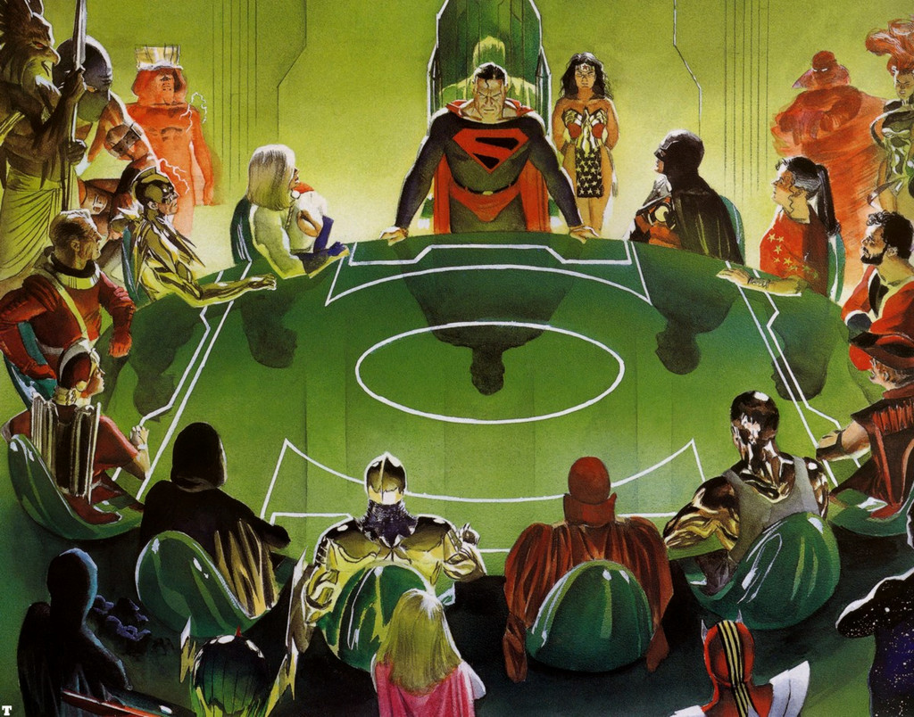 Solving the Alex Ross Problem