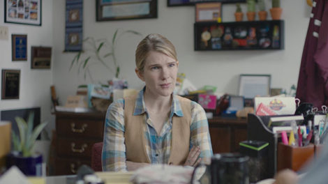 Miss Stevens Lily Rabe