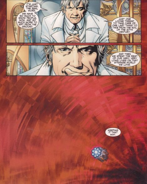 Warren Ellis John Cassaday Planetary