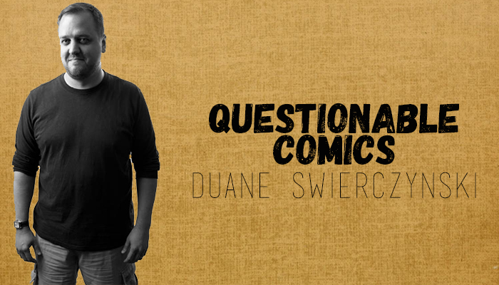 Questionable Comics: Duane Swierczynski and Brittany Peer