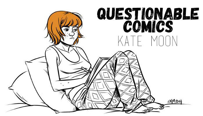 Questionable Comics: Kate Moon and Jesse Hamm