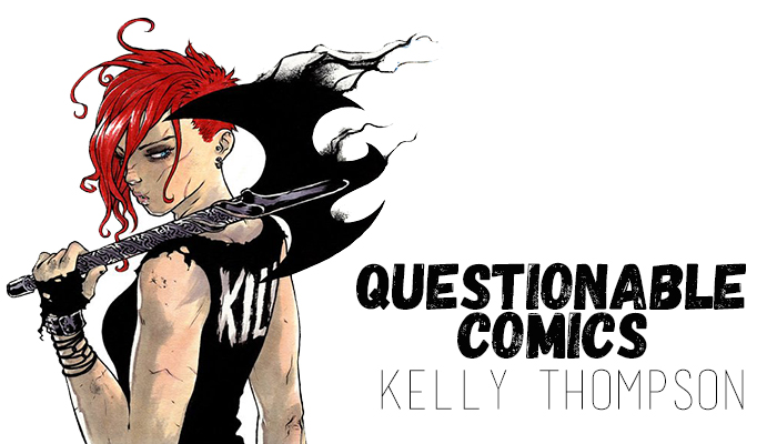 Questionable Comics: Kelly Thompson and Jeremy Holt