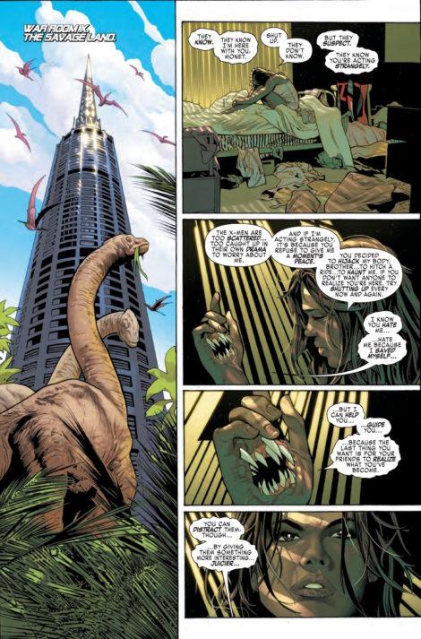 Uncanny X-Men Nolan Woodard